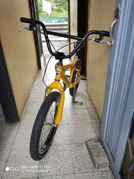 Vendo bicicleta por no uso en buen estado