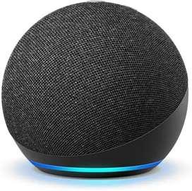 Nuevo Amazon Echo Dot 4ta Generación Con Alexa ( ENVÍO GRATIS)