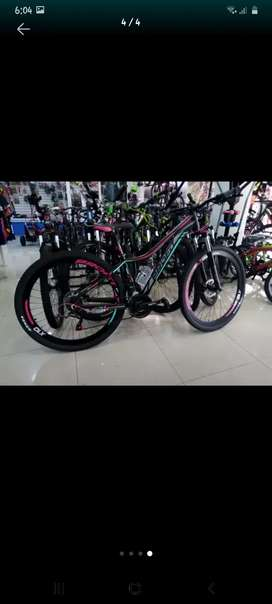 Vendo bicicleta marca profit