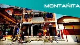 HOTEL EN PLENO CENTRO DE MONTAÑITA