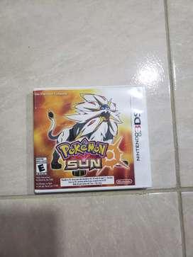 Pokémon Sun/Sol 3ds