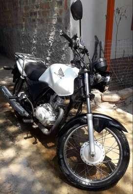 Moto Honda de carga