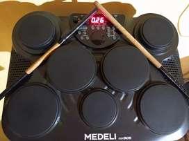 Vendo Batería Electrónica MEDELI DD305