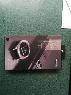 Smart Watch Treqa Reloj Inteligente Con Varias Funciones.