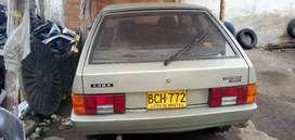 Vendo carro lada samara 1993
