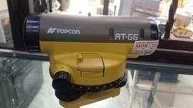 Nivel Automático de ingeniería TopCon AT-G6 en estuche