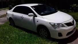 Vendo o permuto Toyota Corolla XLI, mod. 2014. $ 1.100.000.