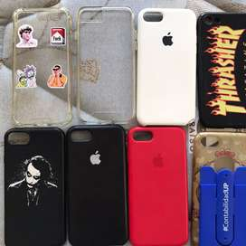 CASES PARA iPhone 7-8