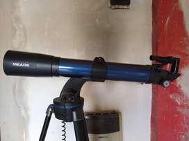 Vendo telescopio con control remoto.