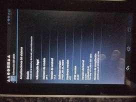 "Tablet HP 7"""