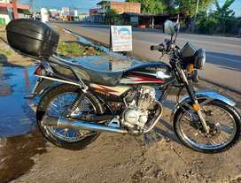 Jailing  125cc Año 2016  Moto Legal Y Sin Fallas  Super Cuidada