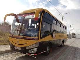 Vendo Hermoso Bus Escolar  2012