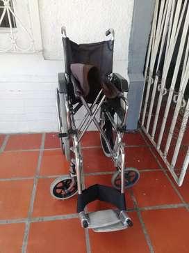 Vendo silla de ruedas en buen estado