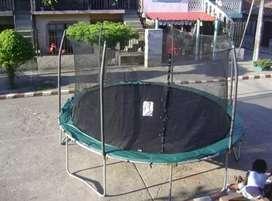 Se vende trampolín