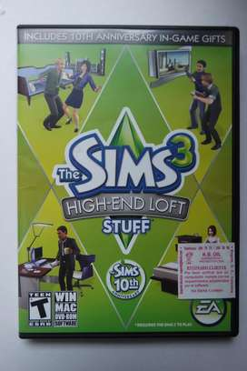 The Sims 3 extensión High End Loft para PC