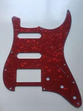 Pickgard para stratocaster hss nuevo