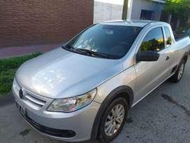 Saveiro 2012 Cab. Ext. Gnc