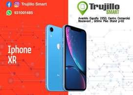 Iphone XR 64 gb sellado TIENDA FISICA