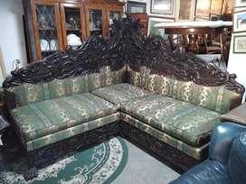 Mueble Antiguo en Cedro