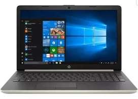 Laptop HP 15db0009la.  N U E V A   E N  C A J A