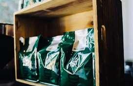 Korn koffee verde importado original