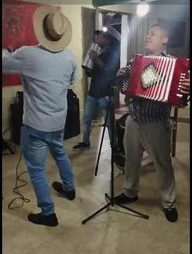 Busco cantante de música vallenata