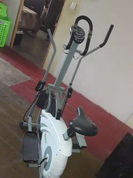 Bicicleta elictica