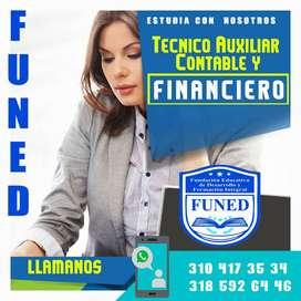 TÉCNICO AUXILIAR CONTABLE Y FINANCIERO1