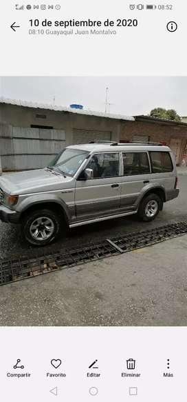 Mitsubishi Montero 95