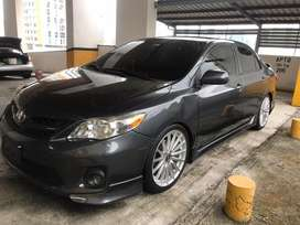 Se vende corolla 2012 negociable