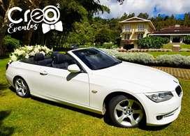 Alquiler de carro para matrimonio o evento