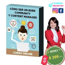 COMMUNITY Y CONTENT MANAGER VILMA NUÑEZ