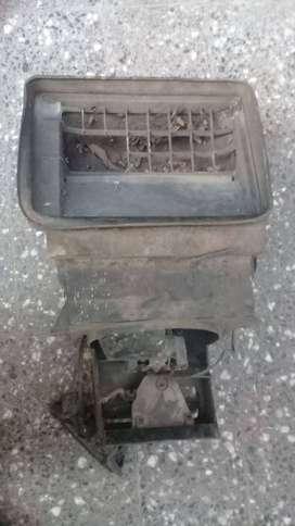 Calefactor Fiat 147