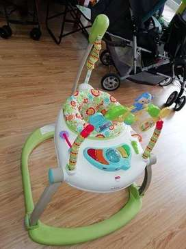 Jumper musical,Fisher Price