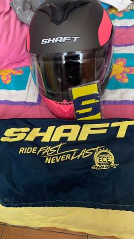 Casco para moto SHAFT original