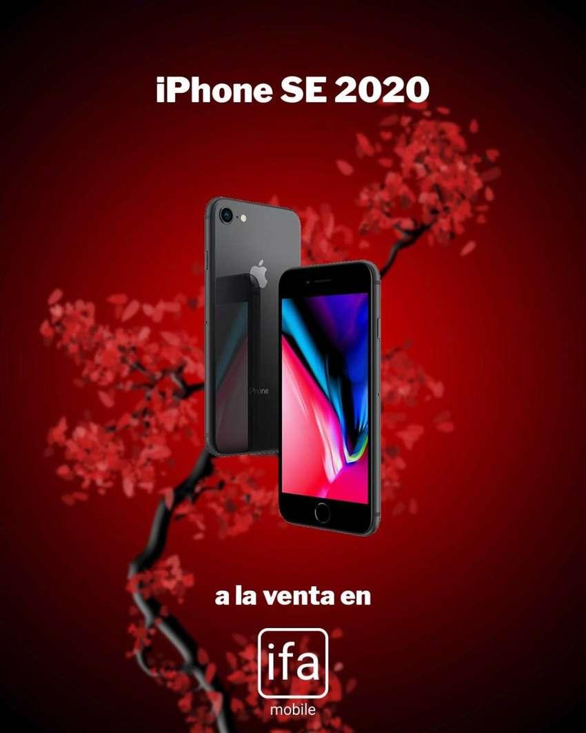 IPHONE SE 2020  NUEVO 0