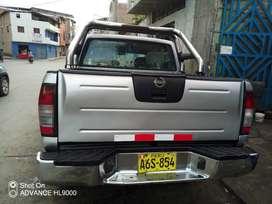 Camioneta Nissan Frontier