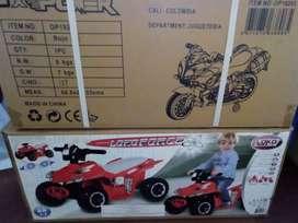 Vendo 2 motos eléctricas nuevas: una de 2 ruedas y una cutrimoto.