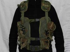 correaje Tactico Militar woodland
