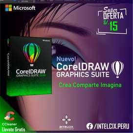 Corel Draw Diseña tu futuro  (Instalación Remota)