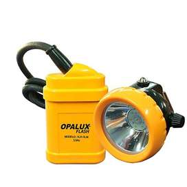 Linterna Minero Kj3.5lm Opalux 25hrs Con Cargador