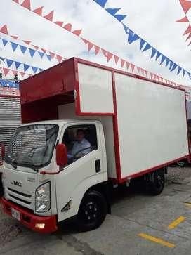 Servicio transporte carga y envios a Nivel Nacional