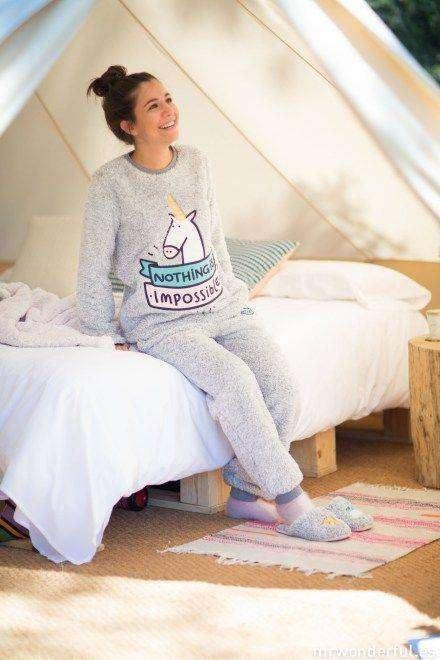 Busco satelite de confeccion pijamas piel de conejo y flix 0