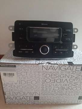 Radio Original Renault Bluetooth, Logan, Sandero, Duster