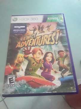 Oferta juego original con manual Kinect Aventuras de Xbox 360 a solo diez dólares