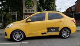 Taxi Hyundai Grand i 10 Modelo 2016