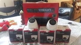 Kit CCTV 4 Camaras