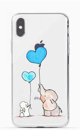 Funda/carcasa/case para IPHONE X