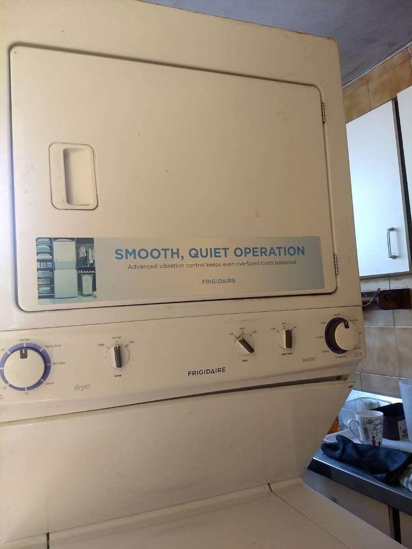 Lavadora y secadora 0