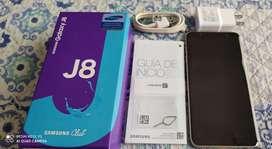 Samsung Galaxy J8 Procesador 8 Núcleos